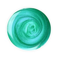 Farbgel Metallic candy green *16