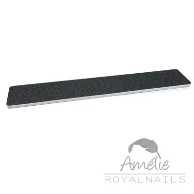 Amélie Feile breit schwarz 80/80